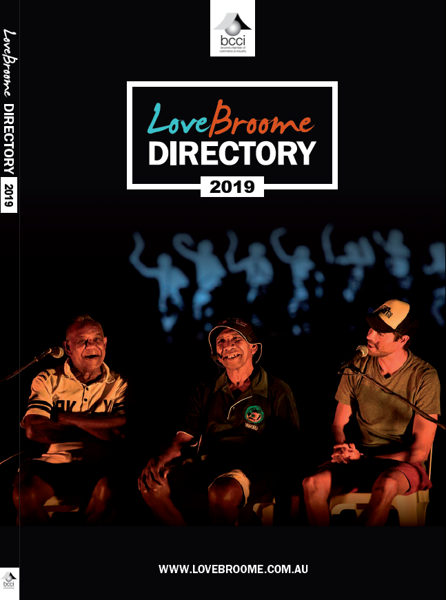Broome Directory Returns To Broome