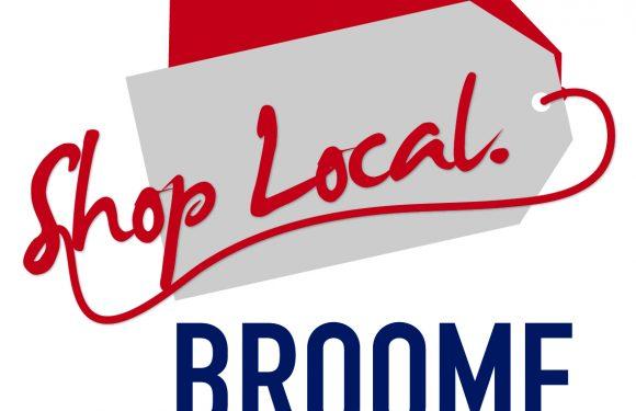 #ShopLocalBroome!