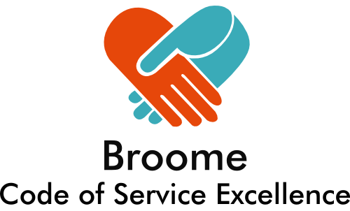 Broome Code of Service Excellence