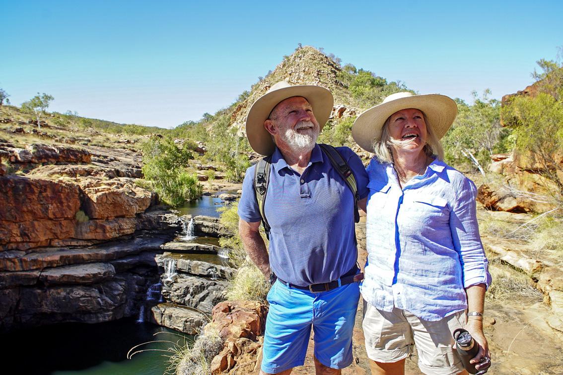 Award-winning Kimberley tourism campaign returns